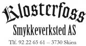 Klosterfoss Smykkeverksted A/S