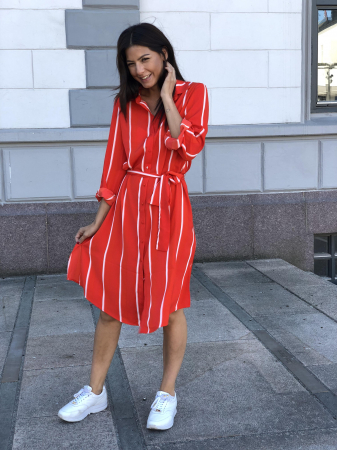 Lillo Ls Shirt/Dress
