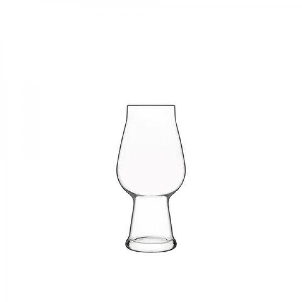 Birrateque IPA WHITE IPA Ølglass sett m. 2stk