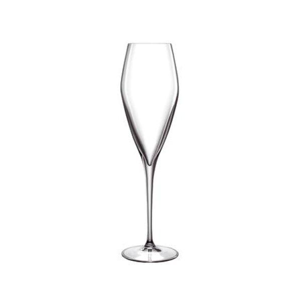 Champagneglass -Atelier sett med 2