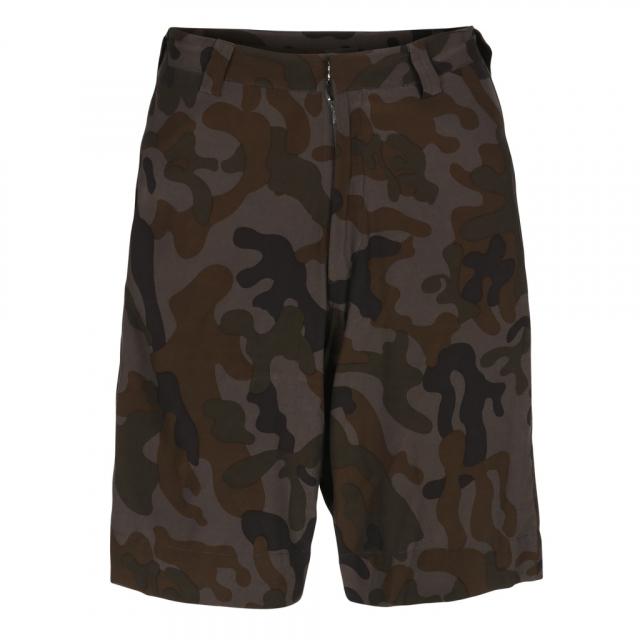 Sibel Camouflage Shorts