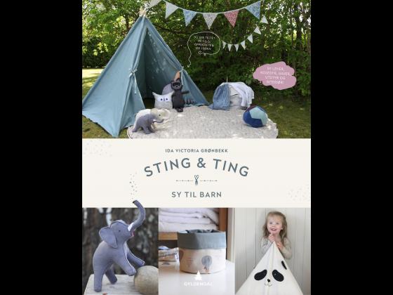 Bok: Sting & Ting – sy til barn