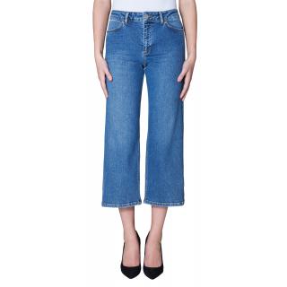 Adele Jeans Ocean Blue