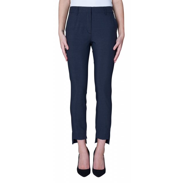 Carine Dash Split Pants