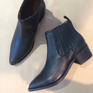 Elena Leather Chelsea Boot