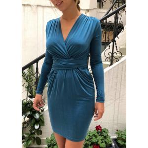 Giulia kjole blå
