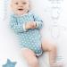 Minikrea 11411 Babybody