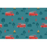 Jersey  med brannbil