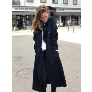 Gold Tana Coat Blue