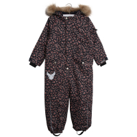 Snowsuit Miley Blomstret