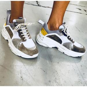 Mynthe Mesh Sneakers