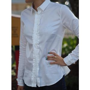 Tilda Flounce Shirt