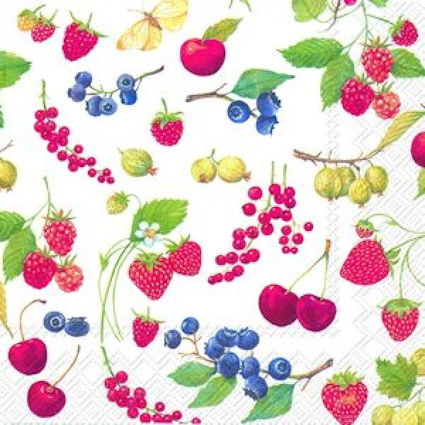 """""""Fruits of summer"""" lunch"""