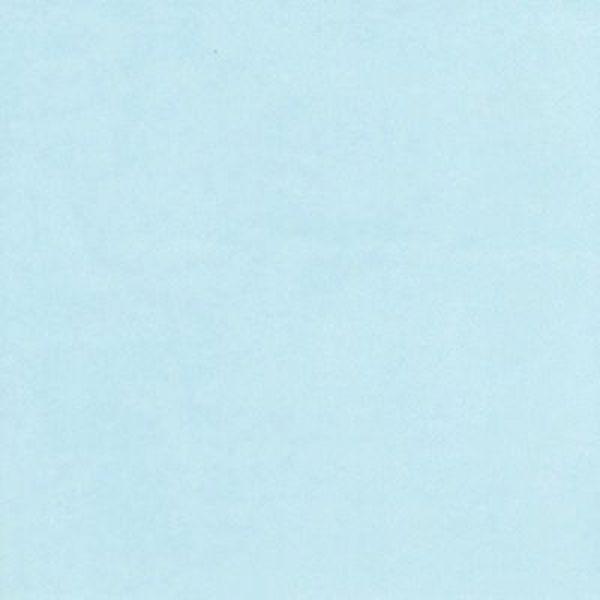 """Textile touch """"uni light blue"""""""
