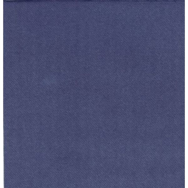 "Textile touch ""uni midnight blue"""