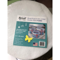 Double sided Fusible on a roll