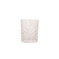 Crystal glass clear medium