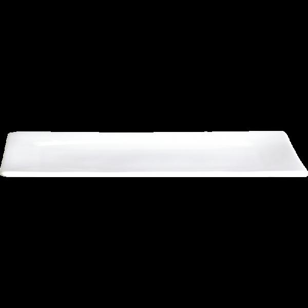 Rektangulær tallerken 23x11,5