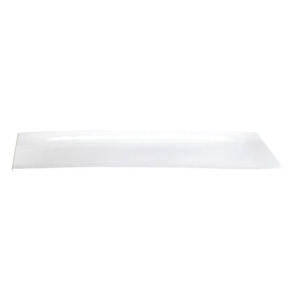 Rektangulær tallerken 32x16