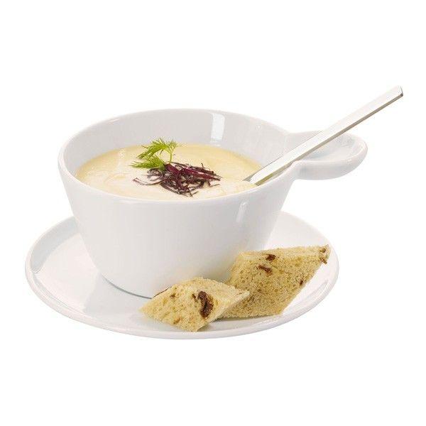 Multicup&spoon suppeskål