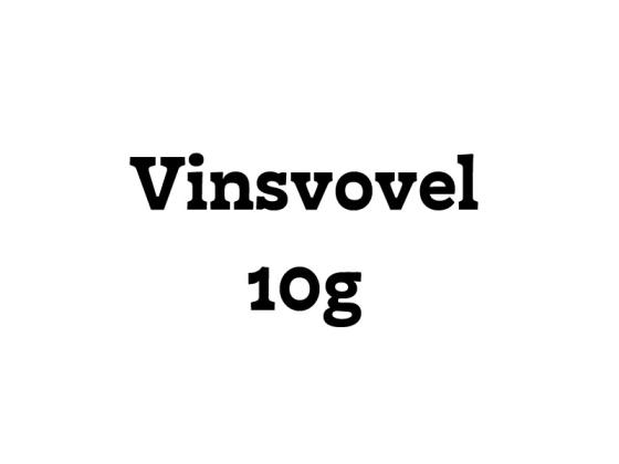 Vinsvovel 10g - Campden - E224