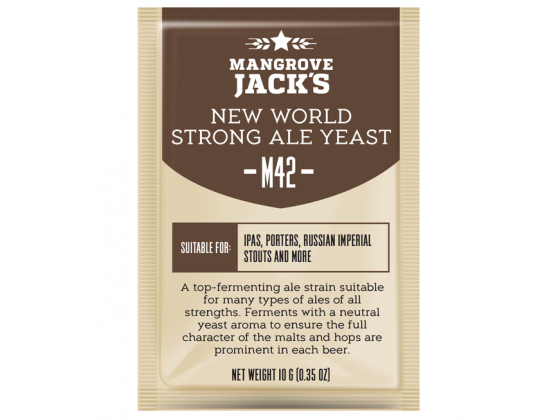 M42 New World Strong Ale - Mangrove Jack's