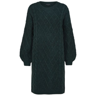 Carmi Knit O-neck Dress