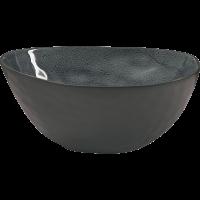 A la plage stor skål grå