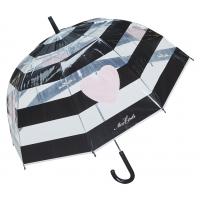 Mønstret paraply