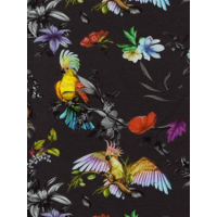 Jersey med  papegøyer