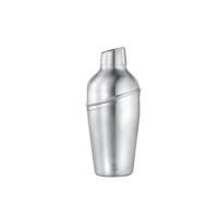 Shaker matt stål med sil 0,5l