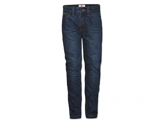 Adam Dark 5-p Regular Coated Denim