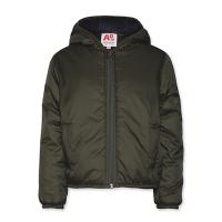 Light Nylon Zipper Jacket