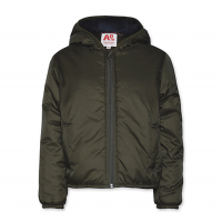 Light Nylon Zipper Jacket