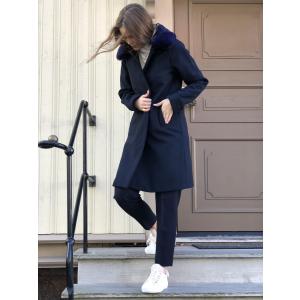 Aya wool coat