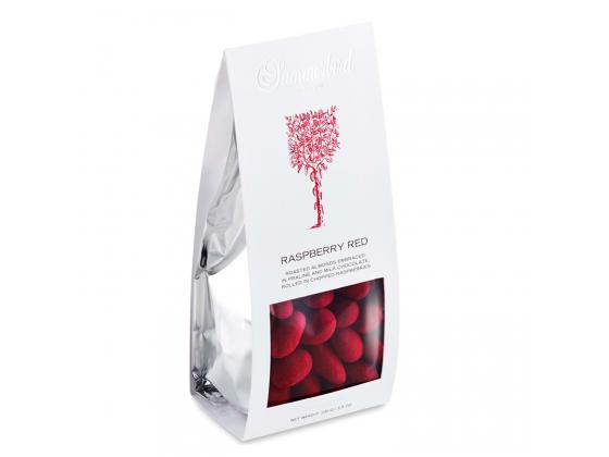 Mandler - Rasberry red