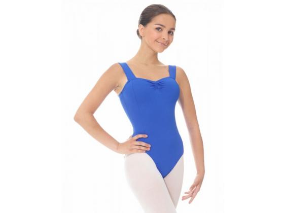 Ballettdrakt med brede stropper