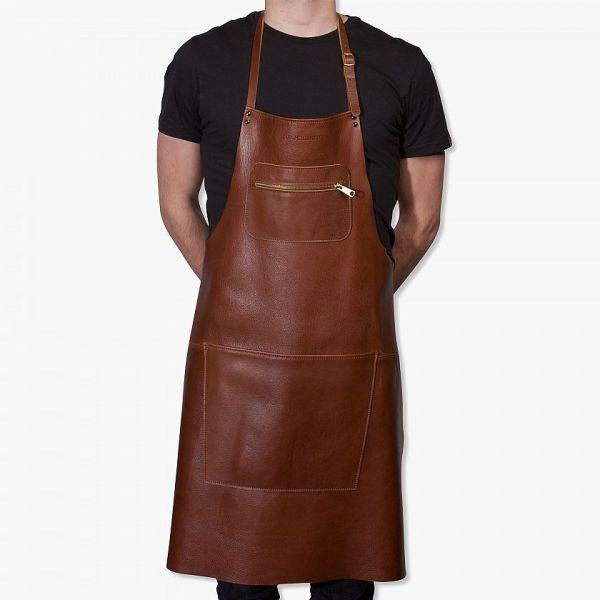Zipper Style: Classic Brown