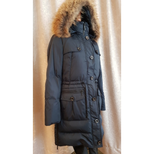Alston Long Parkas