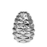 Konglelysstake liten sølv