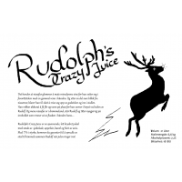 Maltsett - Rudolph's Crazy Juice (Juleøl)