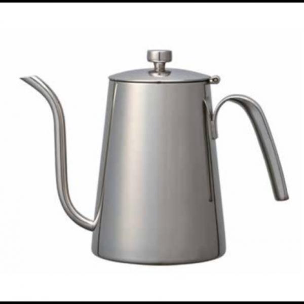 Slow coffee style kettle