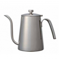 Slow coffee style kettle