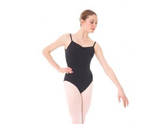 Sort ballettdrakt