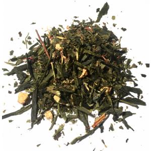 Grønn dragefukt/ingefær