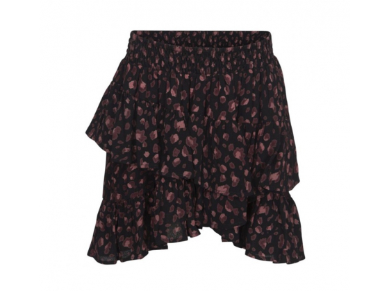 Skirt with pattern