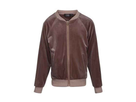 Bomber Jacket Velvet