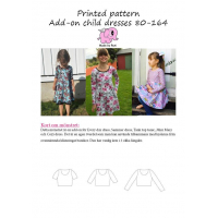 Add-on child dresses