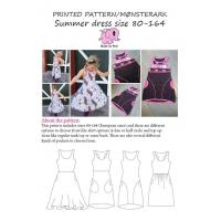 Summer dress 80-164