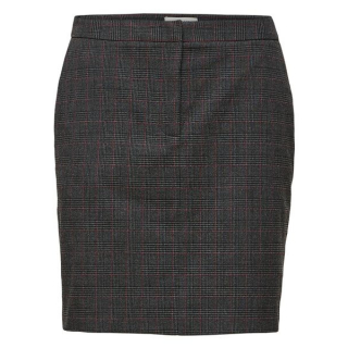 Musu Check Skirt